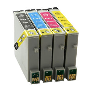 12 INK CARTRIDGES FOR C64 C66 C84 C86 CX3600 CX6400