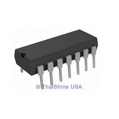 5 X Cd4011 4011 Quad 2-input Nand Gate Ic - Get It Fast