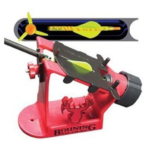 Bohning Blazer Helix Fletching Arrow Jig #01344