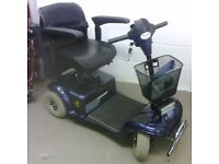 Monami Wheeltech mobility scooter, seldom used and in good condition