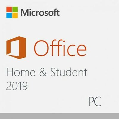 MICROSOFT OFFICE HOME AND STUDENT 2019 LICENSE 1PC WINDOWS 10 LIMITED STOCK