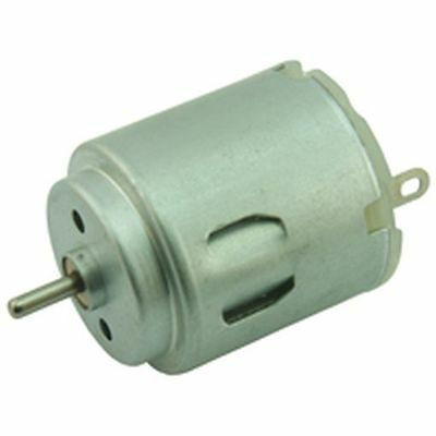 Miniature Round Motor For Hobby Modelling Model