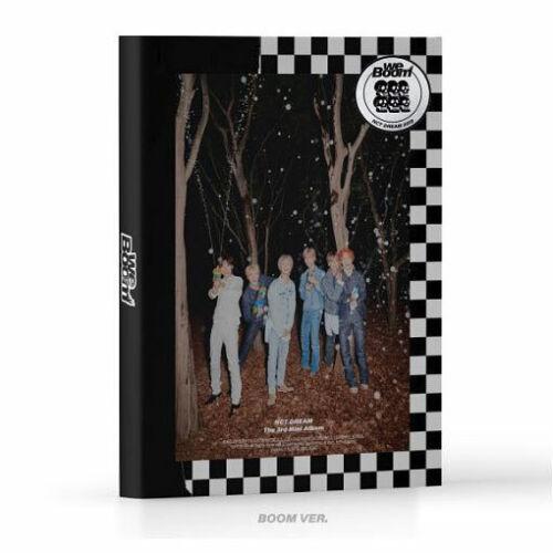 WE BOOM by NCT DREAM The 3rd Mini Album [Boom Ver.]