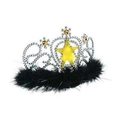 Light-Up Star Tiara Hollywood Movie Red Carpet Musical Costume Accessory (Movie Star Red Carpet)