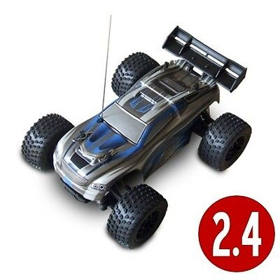 Redcat Racing Sumo RC Truggy 1/24 Scale Electric - Blue Flame