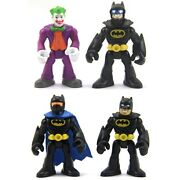 Batman Action Figure Lot