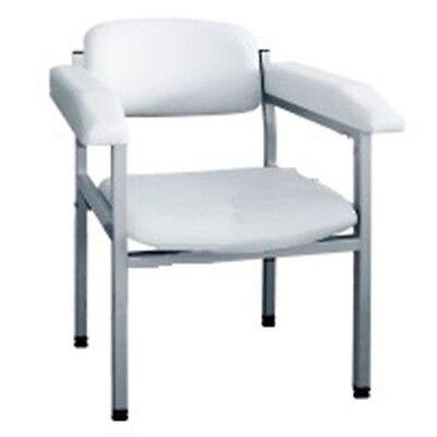 Blutentnahmestuhl, Chair for Blutentnahme, White