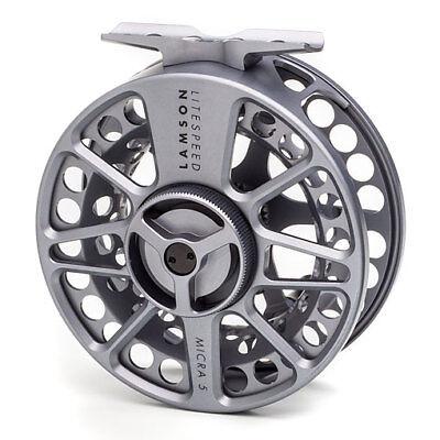 Waterworks Lamson Micra 5 Litespeed 1.5 Fly Fishing Reel ~ C