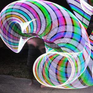 """Future Hoop (Remote) 36"""" - LED Hula Hoop - Smart Hoop"""