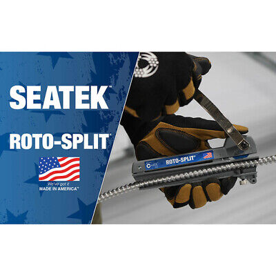 Southwire Seatek Roto-split Armored Cable Wire Cutter Stripper Bxmc 14-2 10-4