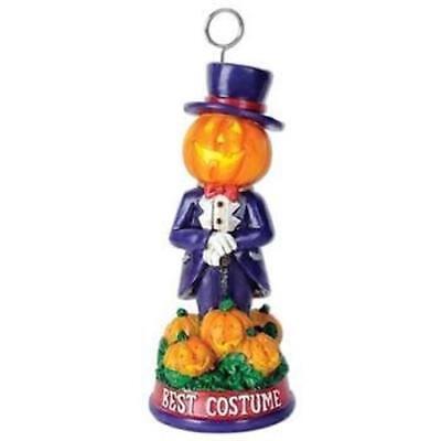 Halloween Best Costume Trophy Photo Holder - Trophy Halloween Costume