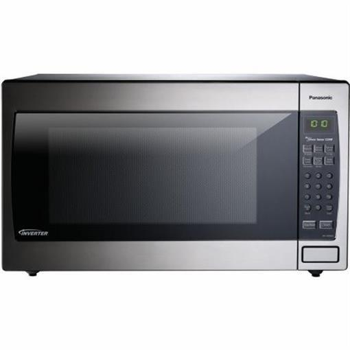 Panasonic Microwave Oven 2.2 cu. ft. Countertop Stainless St