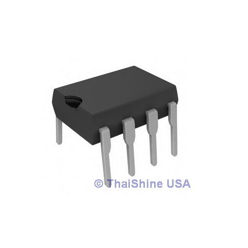 10 x NE555 Timer IC 555 TEXAS INSTRUMENTS BRAND DIP-8 USA Seller Free Ship