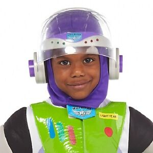 BuZZ LiGhTyEaR~LIGHT UP~HELMET+SHIELD~Costume~Toy Story~NWT~Disney Store~2014