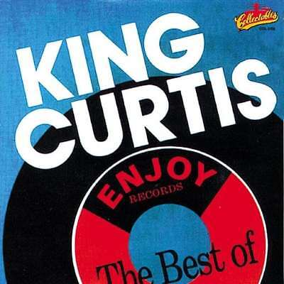 Enjoy Records: The Best of King Curtis NEW