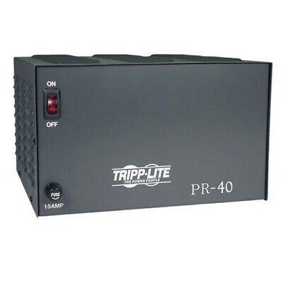 Tripp Lite Pr-40 40-amp Dc Power Supply Precision Regulated Ac-to-dc Conversion