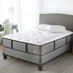 New Stearns and Foster Empire Queen Mattress for sale