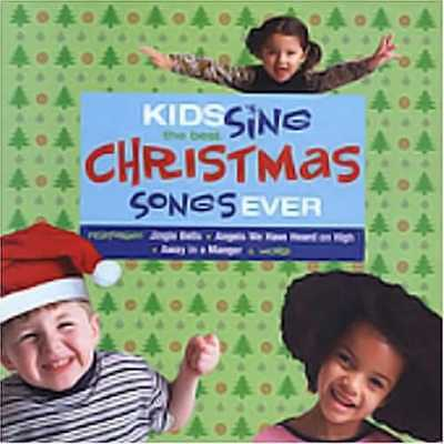 Kids Sing The Best Christmas Songs Ever NEW (Best Kids Christmas Cd)