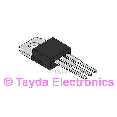 2 X Tip31c Tip31 Npn Transistor 3a 100v - Free Shipping