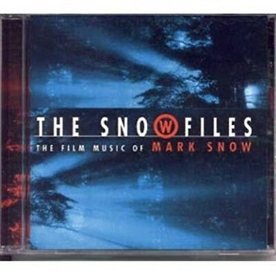 The Snow Files The Film Music of Mark Snow (X-Files) CD