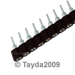 5-x-40-Pin-DIP-SIP-IC-Sockets-Adaptor-Solder-Type-FREE-SHIPPING