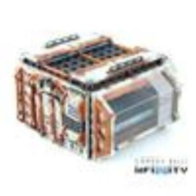 Warsenal Infinity Terrain Cosmica Small Hallway Building Pack SW