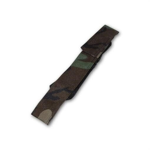Woodland camo Paintball Barrel Cleaner Stick Squeegee Leg Ho