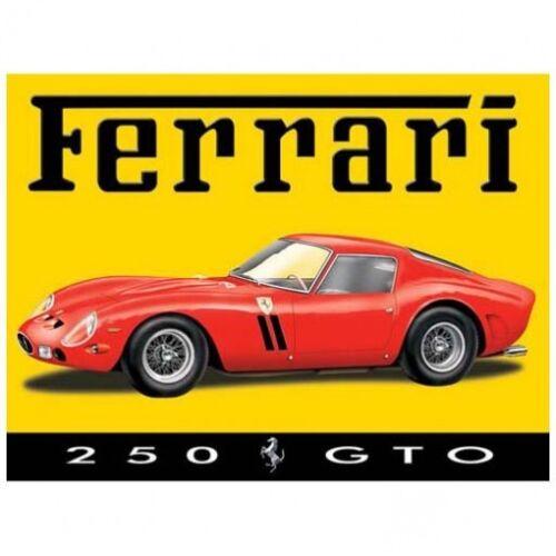 Ferrari 250GT Metal Sign