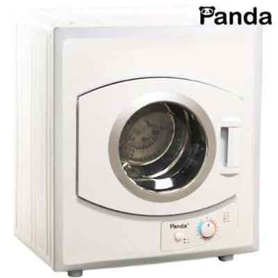 مجفف الغسيل جديد Panda Portable Compact Cloths Dryer Apartment Size 110v stainless Steel Drum See