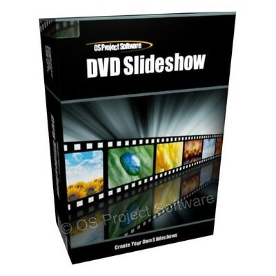 DVD Slideshow Image Photo to DVD Computer Software