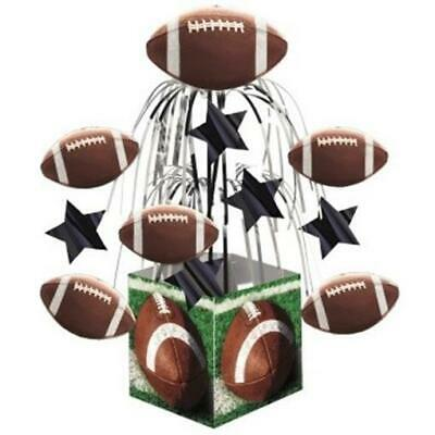Football Mini Cascade Centerpiece Birthday Party Decorations