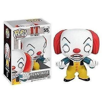 Funko   Stephen Kings It Pennywise Clown Pop  Vinyl Figure
