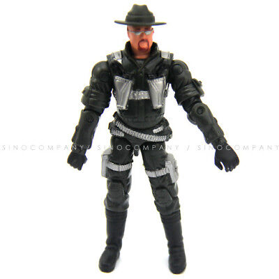 """G.I. Joe Helicopter Pilot Wild Bill 3.75"""" Hasbro Action Force toy boy kid gift"""
