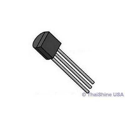 10pcs Bc640 Transistor Pnp 80v 1a To-92 Bc640ta - Usa Seller - Free Shipping