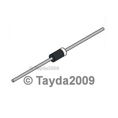 20 X 1n5819 Schottky Barrier Diode 1a 40v