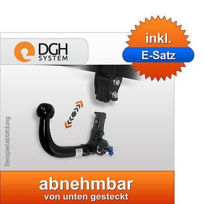 Für Mercedes GLK X204 ab08 (vert)(NEU) Anhängerkupplung abnehmbar +13p E-satz
