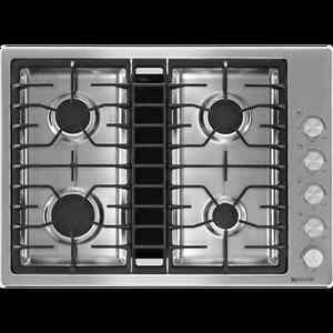 "Jenn-Air® 30"" Gas Downdraft Cooktop"