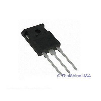 2 X Tip36c Tip36 Power Transistor 25a 100v Pnp - St - Usa Seller - Free Shipping