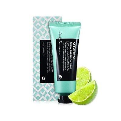 [MIZON] Enjoy Fresh-On Time Revital Lime Hand cream 50ml