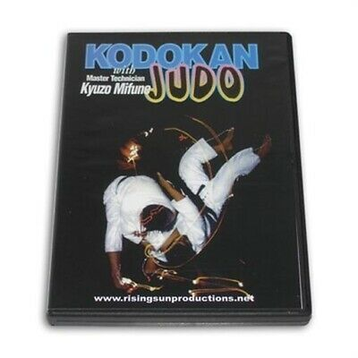 Kodokan Judo Grappling Kyuzo Mifune Training DVD MMA Old Footage B/W 2hrs bjj