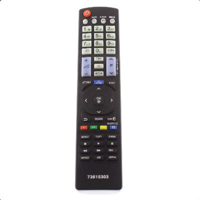 Ersatz Fernbedienung für LG 47LM860V 3D Smart Mein Apps TV`S (Tv 47 Lg Smart 3d)