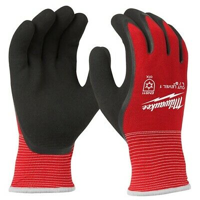 Milwaukee 48-22-8910 Cut Level 1 Insulated Winter Work Gloves S