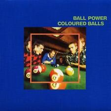COLOURED BALLS Ball Power CD