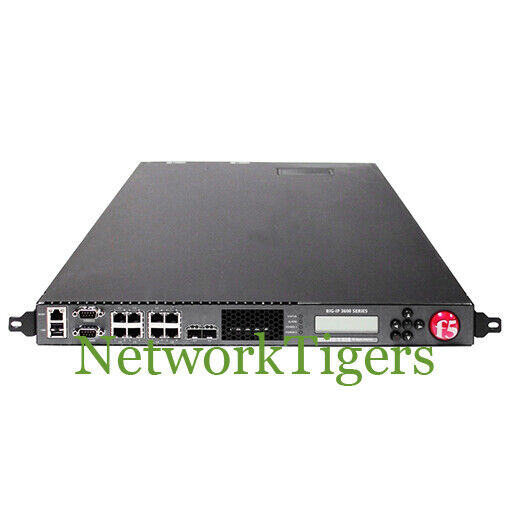 F5 Networks F5-BIG-LTM-3600-4G-R BIG IP 3600 Series 4GB ROHS LTM Load Balancer