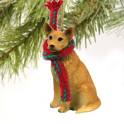 Australian Cattle Dog Red Dog Tiny One Miniature Christmas Holiday ORNAMENT