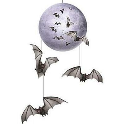 Halloween Decorations Supplies (Halloween Bats Mobil Size 30