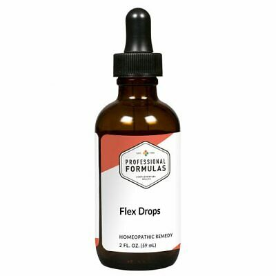 FLEX DROPS PROFESSIONAL FORMULAS SUPPLEMENTS ARTHRITIS JOINT PAIN MUSCULAR