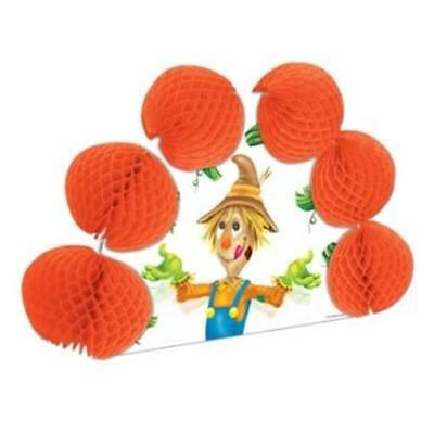 Scarecrow Pop-Over Centerpiece Fall Autumn Thanksgiving Party - Scarecrow Decorations