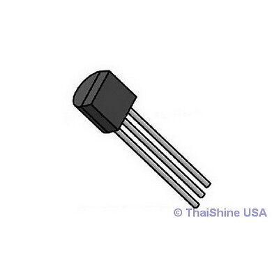 5 X 2n4125 Bipolar General Purpose Transistor Pnp - Usa Seller - Free Shipping