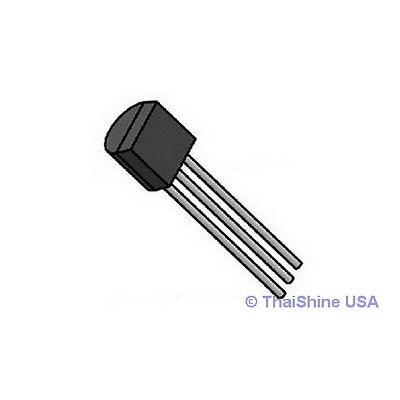 50 X Bc327 Bc327-25 Transistor Pnp 45v 0.5a Philips - Usa Seller - Free Shipping